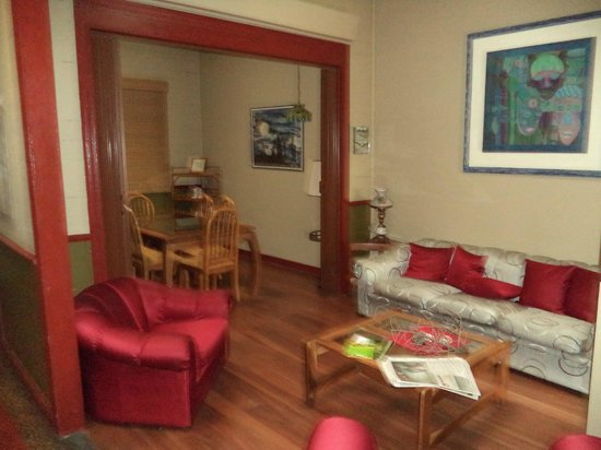 Aranjuez Hotel: Hotel grounds