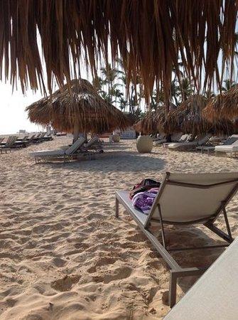 The Reserve at Paradisus Punta Cana: paradisus reserve beach