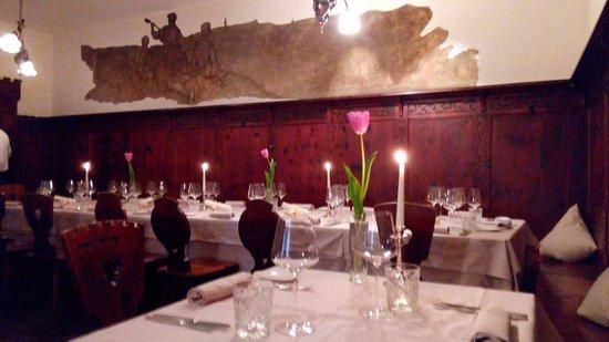 Wirtshaus Loewengrube: Die Gaststube