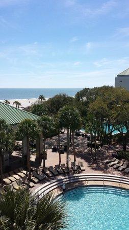 The Westin Hilton Head Island Resort & Spa : Peaceful Ocean View