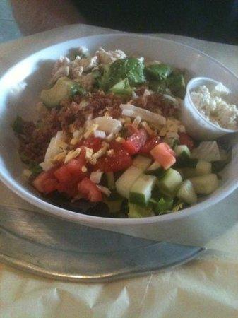 Farley Girls Cafe: Cobb Salad
