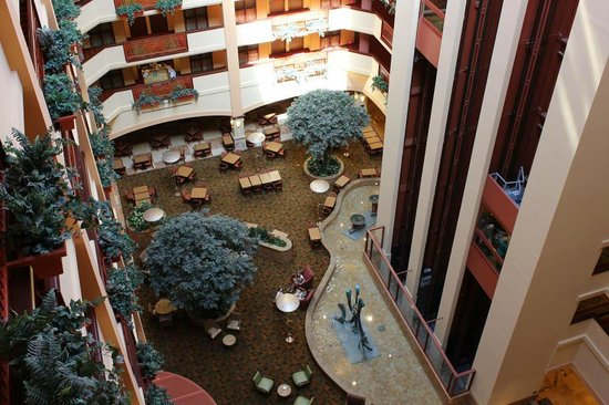 Embassy Suites by Hilton San Marcos - Hotel, Spa & Conference Center: Interior of Hotel