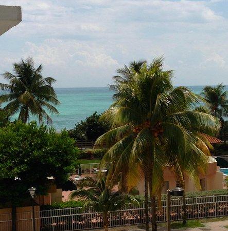 COMO Metropolitan Miami Beach: View from room balcony