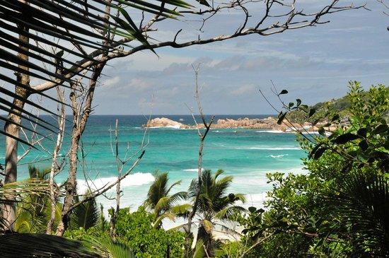 Grand Anse vista dal promontorio