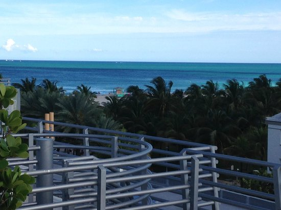 Z Ocean Hotel South Beach : Partial View