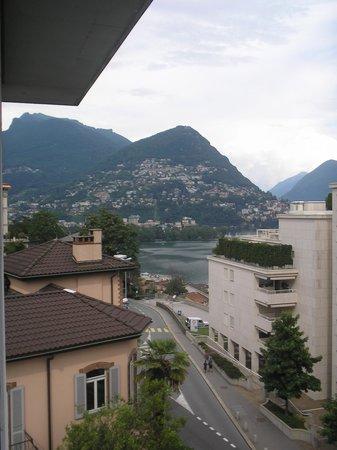 Lake Lugano: al lago