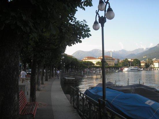 Lake Lugano: vista