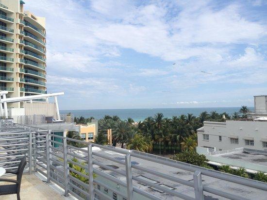 Z Ocean Hotel South Beach: Partial View 2