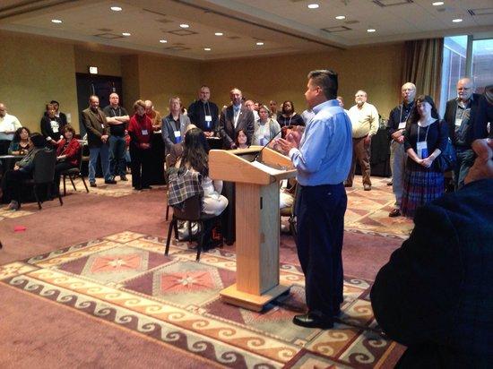 Hyatt Regency Albuquerque : western social science association conference, April 2, 2014