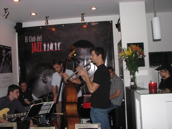 Cafe El Club del Jazz