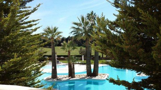 Denia La Sella Golf Resort & Spa : Relax en la piscina