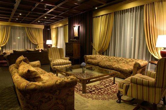 Hotel Plaza San Francisco: Foyer