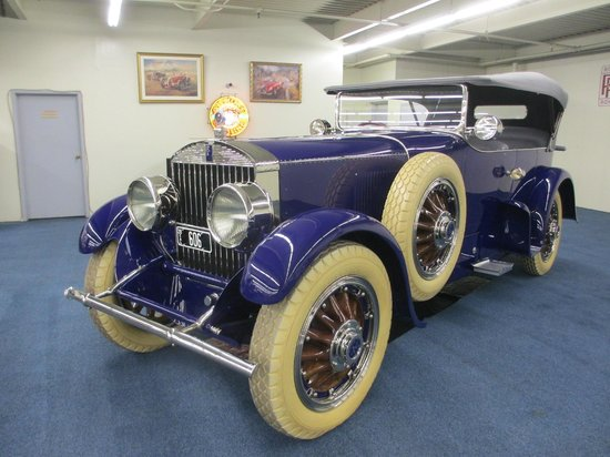 Fatty Arbuckles 1919 Pierce Arrow for sale 185M  Picture of