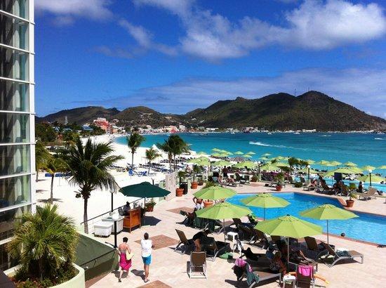 Sonesta Great Bay Beach Resort, Casino & Spa : Beach/Pool