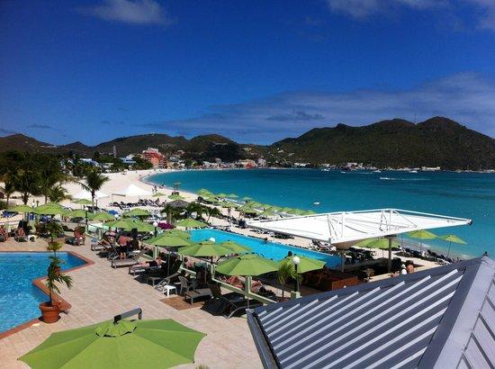 Sonesta Great Bay Beach Resort, Casino & Spa : Love the view
