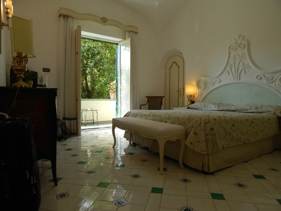 Hotel Palazzo Murat : The room