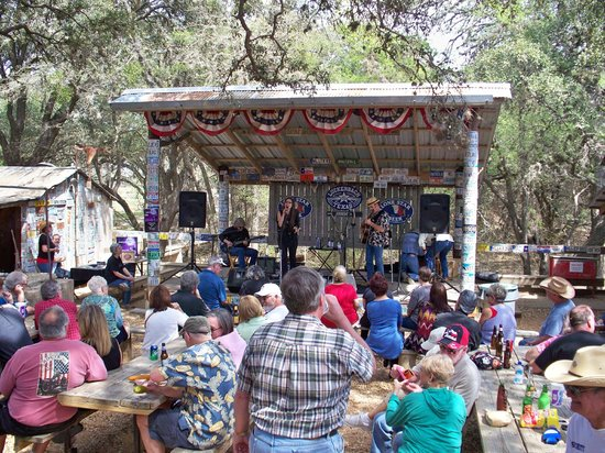 Luckenbach Texas General Store: Music
