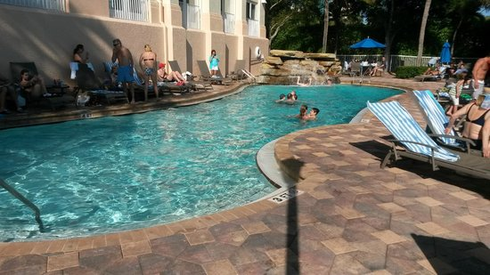 Hilton Naples: beheizter Swimmingpool