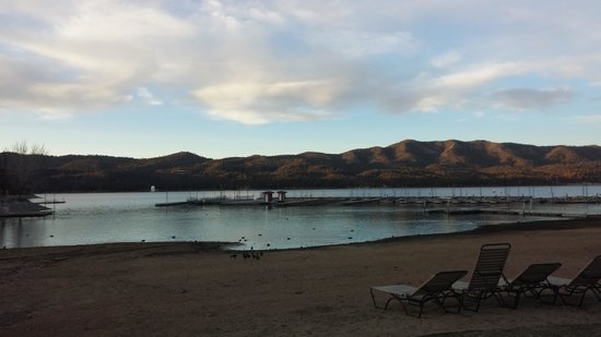 Big Bear Frontier: love this view!