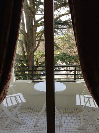 Domaine de Divonne : Nice Balcony