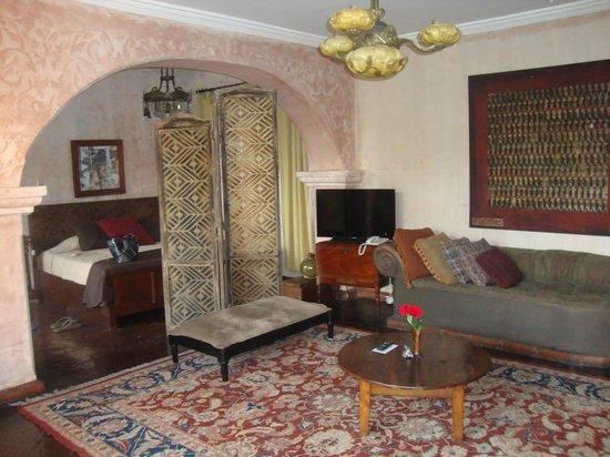 Meson Panza Verde : Grand Suite Room