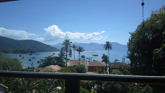 Pousada Tagomago Beach Lodge: Vista de la Ilha
