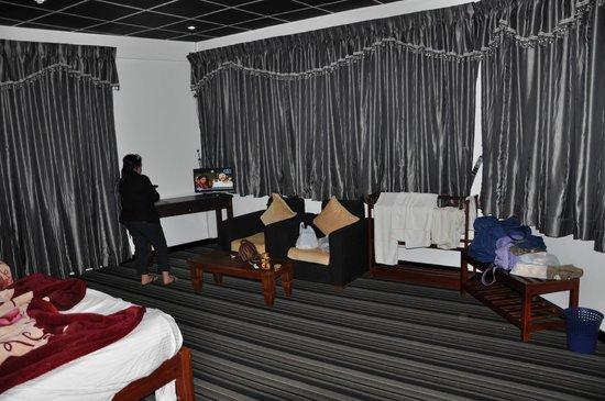 Ashley Resorts: Угловой номер