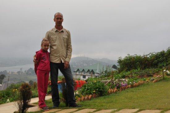 Ashley Resorts : Вид на долину