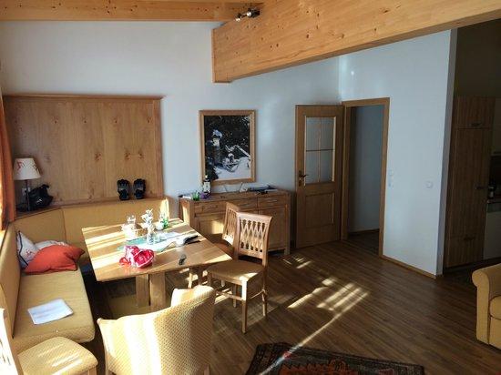 Jagdhaus Zauchensee: A huge living room
