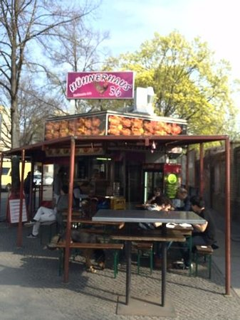 Hühnerhaus: exterior