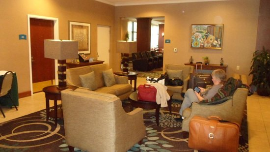 Staybridge Suites New Orleans : lobby