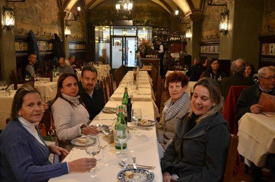Almoço no Ristorante Paoli