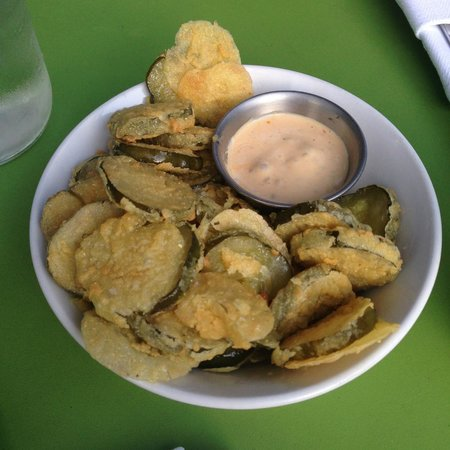 Pasture: Fried pickle app