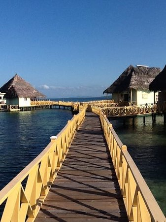 Punta Caracol Acqua Lodge : Punta Caracol