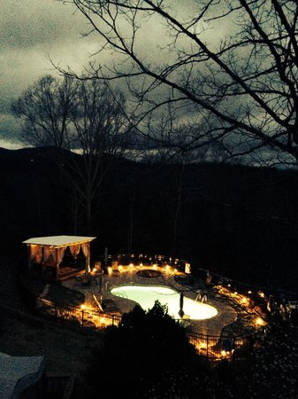 Mountain Laurel Creek Inn & Spa : Lovely views!
