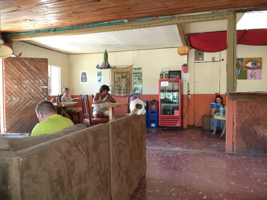 Pension Santa Elena : Common Area