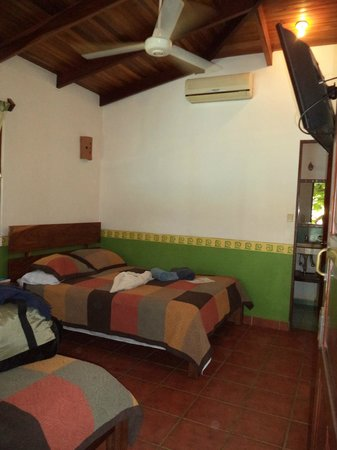 Villas Macondo: Bedroom
