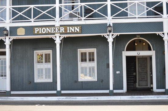 Best Western Pioneer Inn: Front