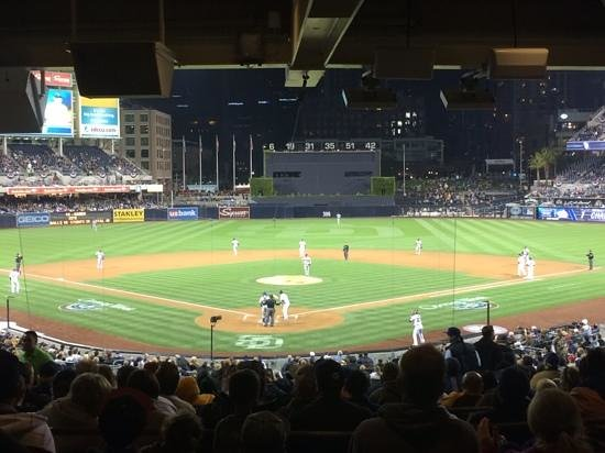 Petco Park: amazing night out
