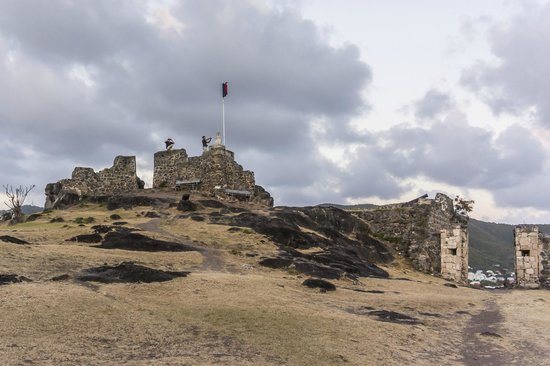 Fort Louis : The Fort