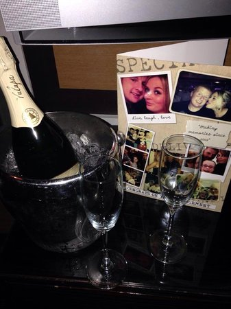 Empire Hotel : Our second engagement surprise x