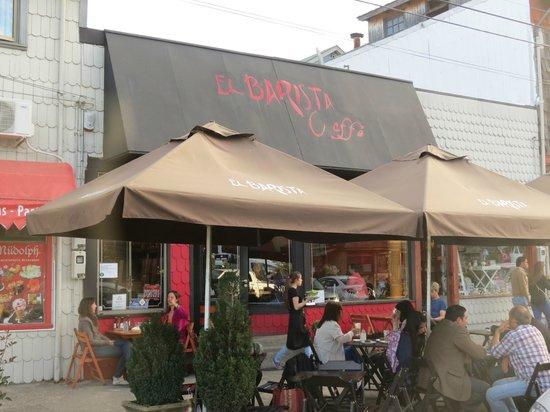 Caffe El Barista: fachada