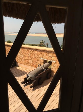La Sultana Oualidia: View from the Pirate suite