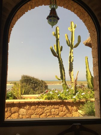 La Sultana Oualidia: View from inside Pirate suite