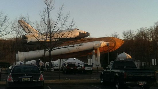 U.S. Space and Rocket Center: US space & Rocket Center