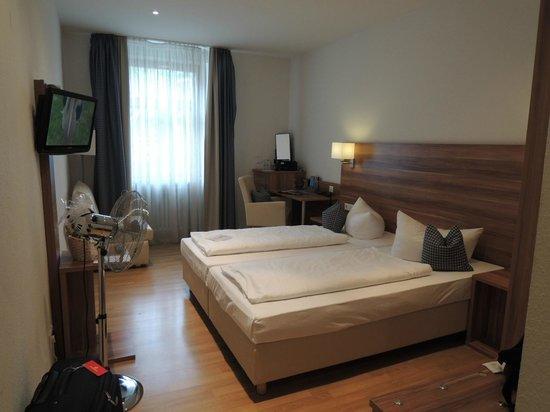 Gasthaus Pillhofer : 部屋は清潔でした
