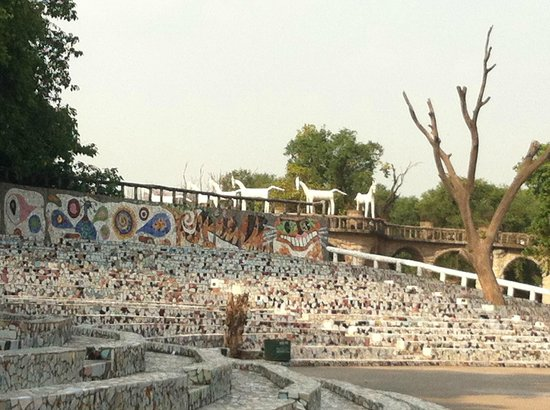 The Rock Garden of Chandigarh: Rock Garden