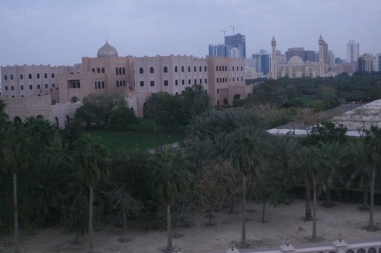 Ramada Palace Hotel Bahrain: view fr room