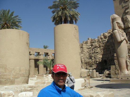 Karnak Open Air Museum: Egypt go Tours