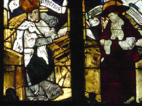 St. Lorenz Kirche: 画家デューラーは、ここで幼い頃にラテン語を学びました